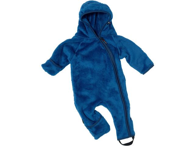 Isbjörn Cozy High Loft Mono Niños, denim blue